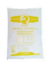 ARGILA AMARELA 1KG-0