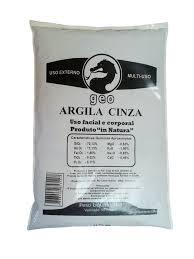 ARGILA CINZA 1KG-0