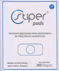 Stiper Pastilhas Adesivadas -0