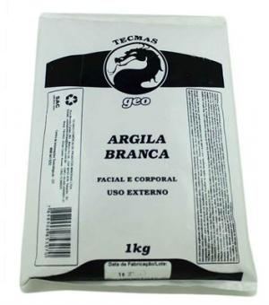 ARGILA BRANCA 1KG-0