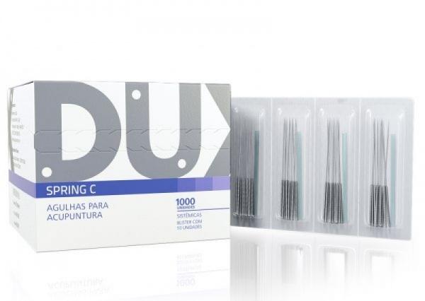 AGULHA DUX 25X15MM C/1000-0