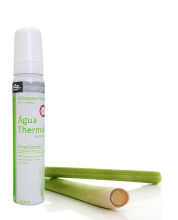 Água Thermal Erva-cidreira WNF Hidratante Spray-0