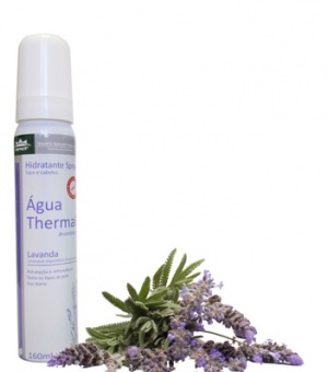 Água Thermal Lavanda WNF Hidratante Spray-0