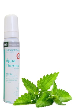 Água Thermal Menta WNF Hidratante Spray-0