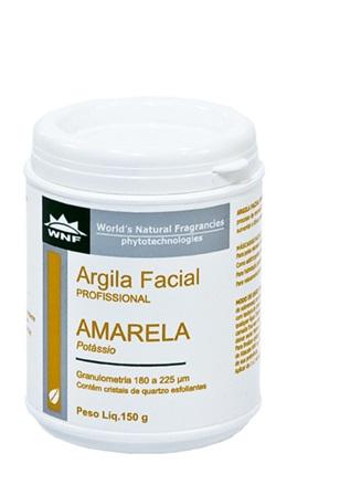 ARGILA WNF - AMARELA 150G-0