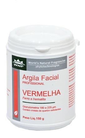 ARGILA WNF - VERMELHA 150G-0