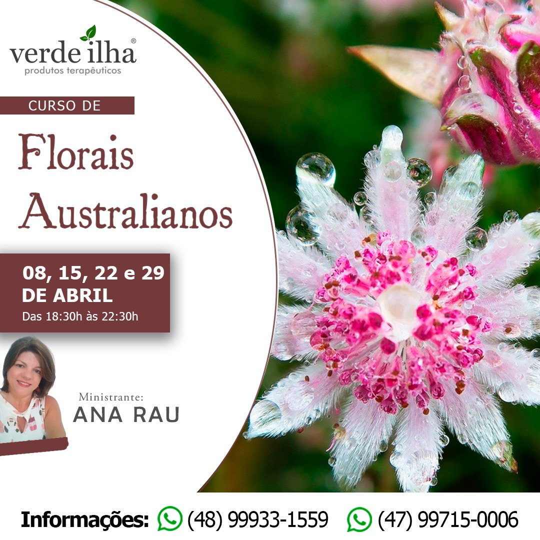 Cursos Florais Australianos